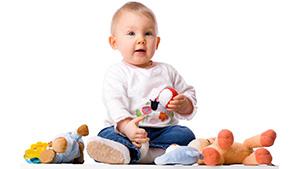 Чем занять ребенка в 2 года